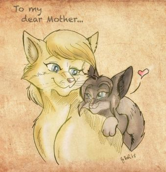 For the best Mom ever by StarlightsMarti