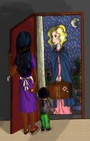 Can I Come In? by auntElisa