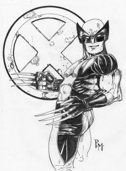 X-wolvie by PM-Graphix