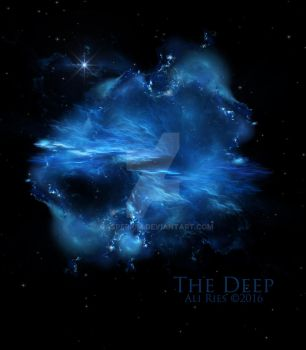 The Deep by Ali Ries 2016 by Casperium