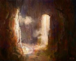 keyhole_canyon by Ben-Andrews