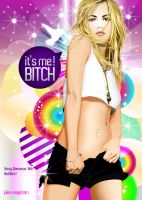 +++SECSY BITCH 02+++ BRITNEY by jaalondon
