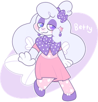 Betty by Pupom