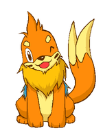 Buizel by Shioulion