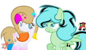 Finished collab with MeadowDash 101 by 101xSplattyx101