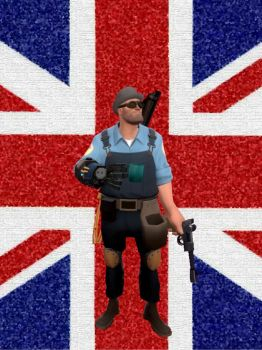 BritishEngineer: Patriotic by KitMan1973
