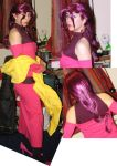 Rose Cosplay - Finished by Elgaladwen