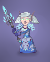 Mage by OllieLamontagne