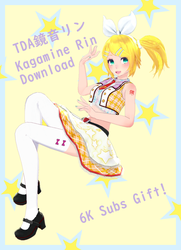 [DL] TDA Kagamine Rin Star Symphony! by BrausShows