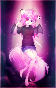 Come With Me (Art Contest Entry) by Zharleste