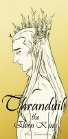 Thranduil-The distress deep inside my heart by MissSebasuchan