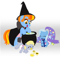 Nanny Nightmare by Hourglass-Sands