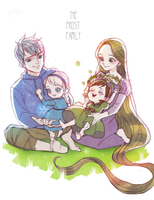 The frost family by cosom