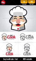 Mr. Cook by doghead