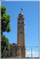 Central Clock Tower by JohnK222