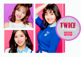 TWICE PHOTOPACK #5 by Nighlie