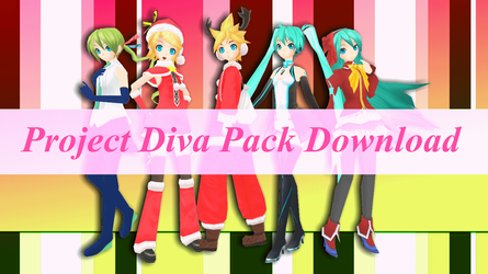 Project Diva Pack Download 69 by AlexIsDeadddx