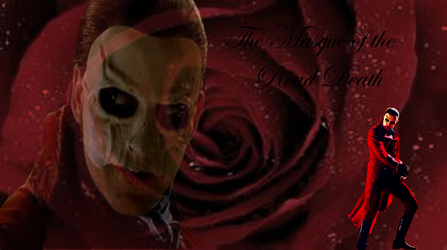 POTO-Red Death by MailleQueen