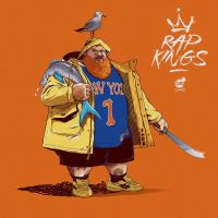 Action Bronson by ChrisBMurray