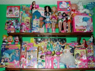 sailor moon collection by zeldyxpixie1
