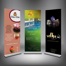ROLL UP BANNER by PatriciaCG