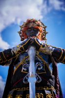 Ganondorf The Great King of Evil by DJMurasaki