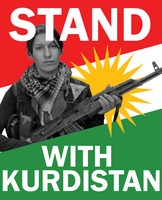 Stand with Kurdistan by Party9999999