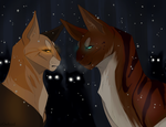you were a wolf in the night to fetch me by cr0wfood