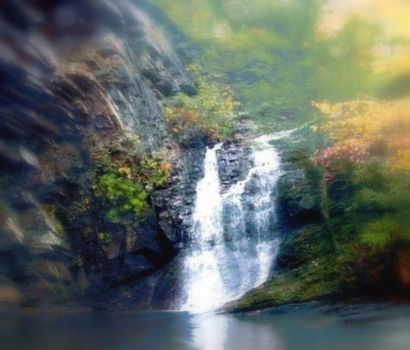 Falls of Enchantment by Hathnowitz