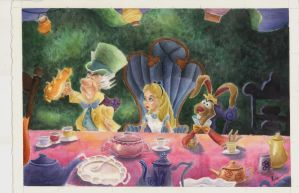 Tea Party by Impire