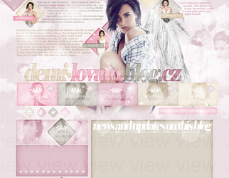 Order Layout ft. Demi Lovato #59 by BebLikeADirectioner