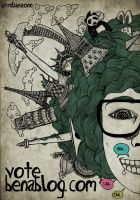 vote bena kribo by yulianzone