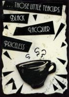 ACEO 3 - Those Little Teacups by ursulav