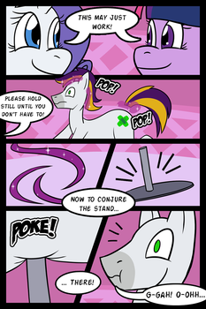 The Hired Hoof (4/9) by Icaron