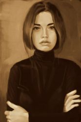 Lidia - Warm Up by ClevelandH
