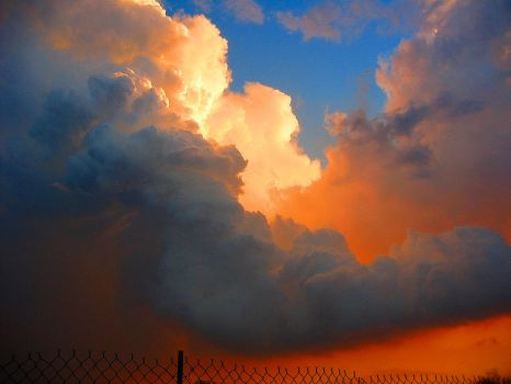 fire clouds by gt3