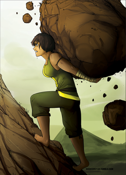 Korra - Just The Two of Us by harrison2142
