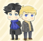 221B Boys by Lye-chii