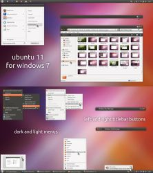 Ubuntu 11 by 2of3