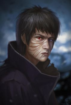 Obito Uchiha by DanteCyberMan