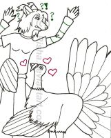 and they call it Turkey Love by risha