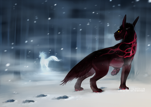 [Event: HA AO3-1] A Figure in the Mist by VulonVen