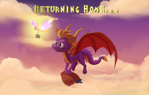 Returning Home... by donut-toast