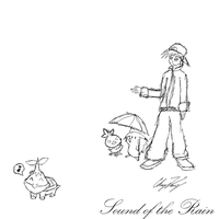 Sound of Rain Concept Sketch by pikaadvance