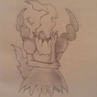 Darkrai by Jaywalk5