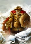 dwarven Royal Guard by Omuk