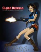 Claire Redfield by noelzzz