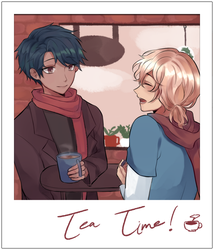 [EE: Homecoming] Tea Time by PrinceDiem