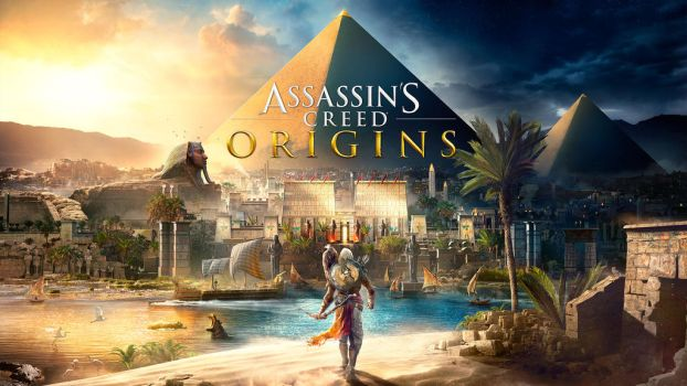 Assassin's Creed Origins DLC trailer by satanasov