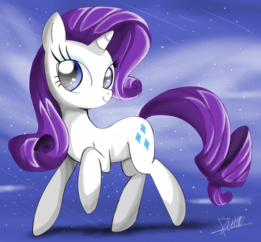 Rarity -Profile- by The-Butcher-X